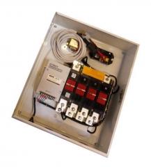 Automatika el. generatoriams KATS-100-3 (100 A)
