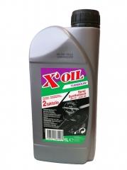 Dvitaktė alyva X'oil (1.0 l)