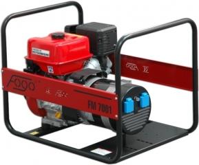 FOGO FM7001E (5.9 kW) su elektriniu starteriu