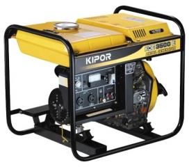 KIPOR KDE3500E (3.2 kW)