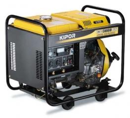 Suvirinimo generatorius KIPOR KDE5000EW (2.0 kW)