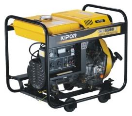 KIPOR KDE6500E (5.0 kW)