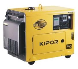 KIPOR KDE6700TA (5.0 kW)