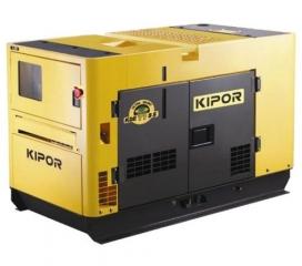 KIPOR KDE11SS (8.5 kW; 1500 aps.)