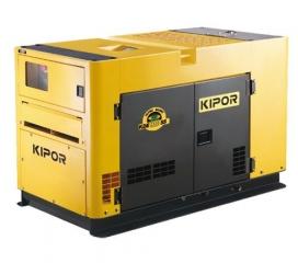 KIPOR KDE9000SS (6.0 kW; 1500 aps.)