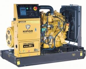 KIPOR KDE11E (8.5 kW; 1500 aps.)
