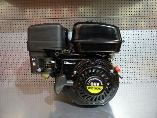 Benzininis variklis PG200 (6.5 AG; 20 mm velenas)