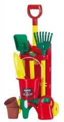 AL-KO Mini sodininko rinkinys (žaislas)