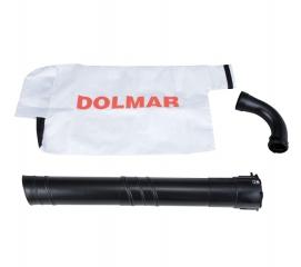 Benzininis lapų pūstuvas / surinktuvas DOLMAR PB-252.4 (0.81 kW; keturtaktis)