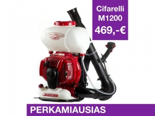 Motorinis purkštuvas CIFARELLI M1200