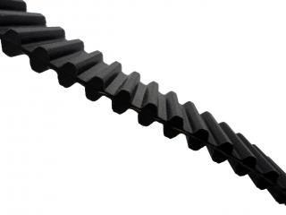 Dantytas abipusis diržas (1760 x 25 mm) 220 dantukų