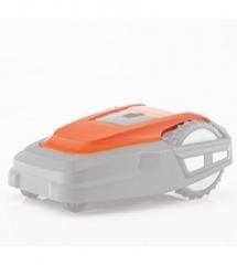 Spalvotas gaubtas Robolinho® 1100 (Oranžinis)