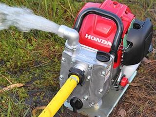 HONDA WX 10 (140 l/min.)