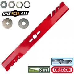 Universalus vejapjovės peilis GATOR (43 cm)