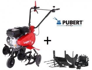 Kultivatorius PUBERT ECO55PC2 + ROMAXI kompl. (4.0 kW)