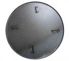 Betono glaistyklės apdailos lėkštė PZ90-90