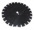 Deimantinis pjovimo diskas KTAS450 (450 mm; 25.4 mm)