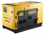 KIPOR KDE13SS3 (9.5 kW; 1500 aps.)