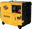 KIPOR KDE6700TA3 (4.4 kW; 3000 aps.)