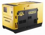KIPOR KDE20SS3 (13.6 kW; 1500 aps.)