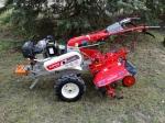 KIPOR KDT910E (9.0 AG) (motoblokas + kultivavimo freza+ rėmo svoriai)