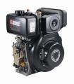 Dyzelinis variklis KIPOR KM170FE (4.0 AG; su el. starteriu)
