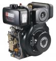 Dyzelinis variklis KIPOR KM178FE (6.0 AG; su el. starteriu)