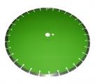 Profesionalus deimantinis pjovimo diskas KTAP400 (400 mm; 25.4 mm)