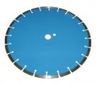 Profesionalus deimantinis pjovimo diskas KTBP400 (400 mm; 25.4 mm)