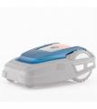 Spalvotas gaubtas Robolinho® 1100 (Mėlynas)