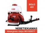 Motorinis purkštuvas Solo 451 (2.9 AG)