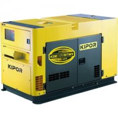 Trifazis suvirinimo generatorius KIPOR KDE500STW3 (8.0 kW)